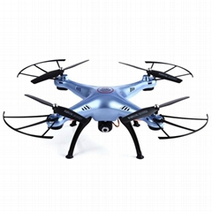 Original SYMA X5HC With 2MP HD Camera 2.4G 4CH 6Axis Headless Mode RC Quadcopter