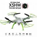 Syma X5HW WiFi FPV 2.4G RC Quadcopter