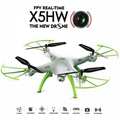 Syma X5HW WiFi FPV 2.4G RC Quadcopter Drone 6 Axis 4CH UFO RTF HD Camera