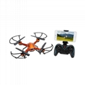 JJRC H12W  WiFi FPV 2.0MP Camera 6-axis Gyro 4-Channel 2.4GHz RC Quadcopter