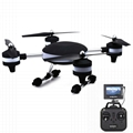 U-Fly W606-3 5.8GHz HD FPV Quadcopter