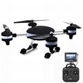 U-Fly W606-3 5.8GHz HD FPV Quadcopter