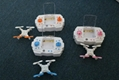901A Quadcopter  Mini RC Pocket  transformable Drone With Camera.