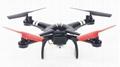 Wltoys Q222G FPV 720P Camera Air Pressure Hovering Set High RC Quadcopter RTF dr
