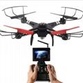 Wltoys Q222G FPV 720P Camera Air
