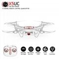 SYMA X5UC RC Quadcopter 2.4G 4CH 6Axis