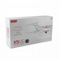 SYMA X5UC RC Quadcopter 2.4G 4CH 6Axis 720P 2MP HD Camera RC Drone