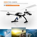 509V 2.4G 4CH 6-Axis Gyro RC Quadcopter with 0.3MP Camera