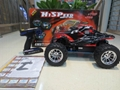 94188 1/10th Scale Nitro Off Road Monster Truck-Pivot Ball Suspension
