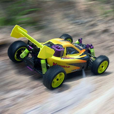 HSP 94106 1/10 Nitro RC BUGGY  1