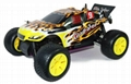 HSP Racing Gladiator 1:10 Scale Nitro