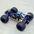 1/5th HSP SHELETON 1/5th 4WD/AWD RC Truck RTR