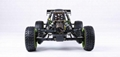 1/5 scale brushless electric RC  baja 5b with 200A ESC LI-PO Battery RTR 2