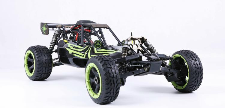 1/5 scale brushless electric RC  baja 5b with 200A ESC LI-PO Battery RTR 3