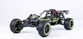 1/5 scale brushless electric RC  baja 5b with 200A ESC LI-PO Battery RTR 1