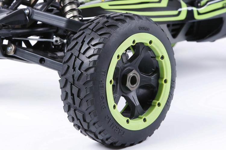 1/5 scale brushless electric RC  baja 5b with 200A ESC LI-PO Battery RTR 9