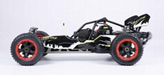 Rovan Baja 5B 4WD Baja 4WD5B 27.5cc gasoline engine and four-wheel drive