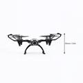 U28-1 FPV Quadcopter Drone with HD Camera, 4.3 Inch LCD Display Screen 11