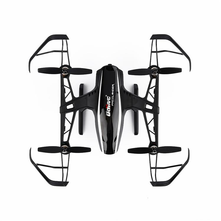 U28-1 FPV Quadcopter Drone with HD Camera, 4.3 Inch LCD Display Screen 17