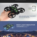 JXD 515W  Altitude Hold RC wifi Quadcopter Mini RC Helicopter with 0.3MP Camera