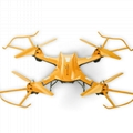 2.4GHz 4 CH 6 Axes Gyro S5C rc drone quadcopter with camera  3