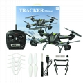 2.4GHz 4 CH 6 Axes Gyro S5C rc drone quadcopter with camera