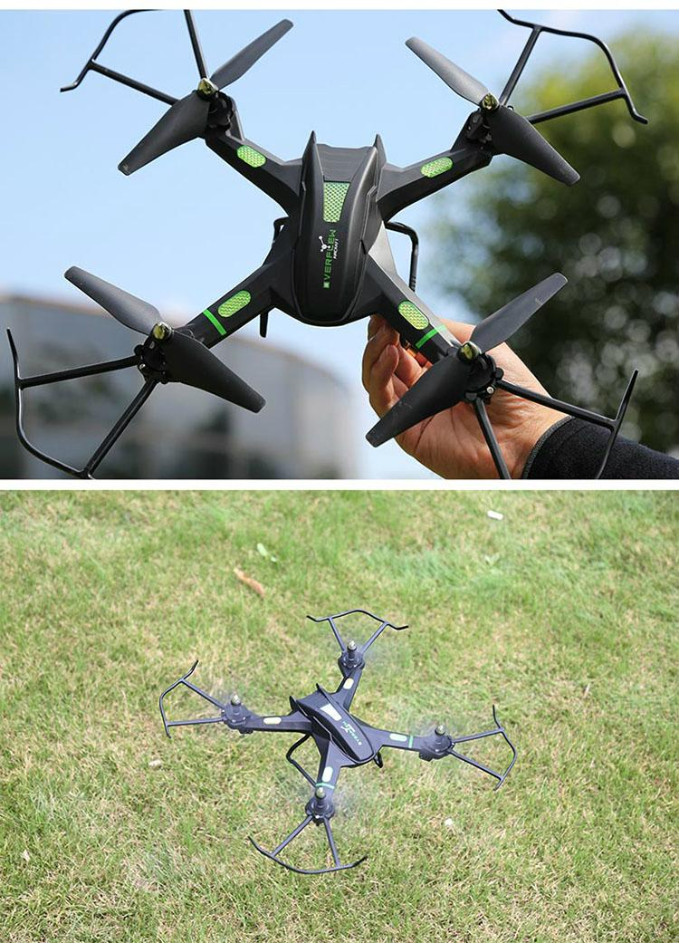 2.4GHz 4 CH 6 Axes Gyro S5C rc drone quadcopter with camera  9