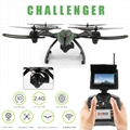 JXD 506G 5.8G FPV Quadcopter RC Drone