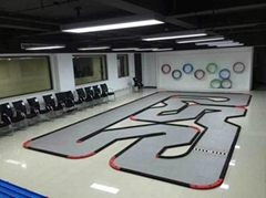 RC Car Race Track for Kyosho MINI-Z  iwaver wl model