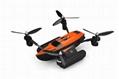 Q353 Aeroamphibious Air Land Sea  3 in one RC Quadcopter Toys
