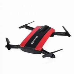 JXD523 2.4G Foldable Mini Selfie Drone