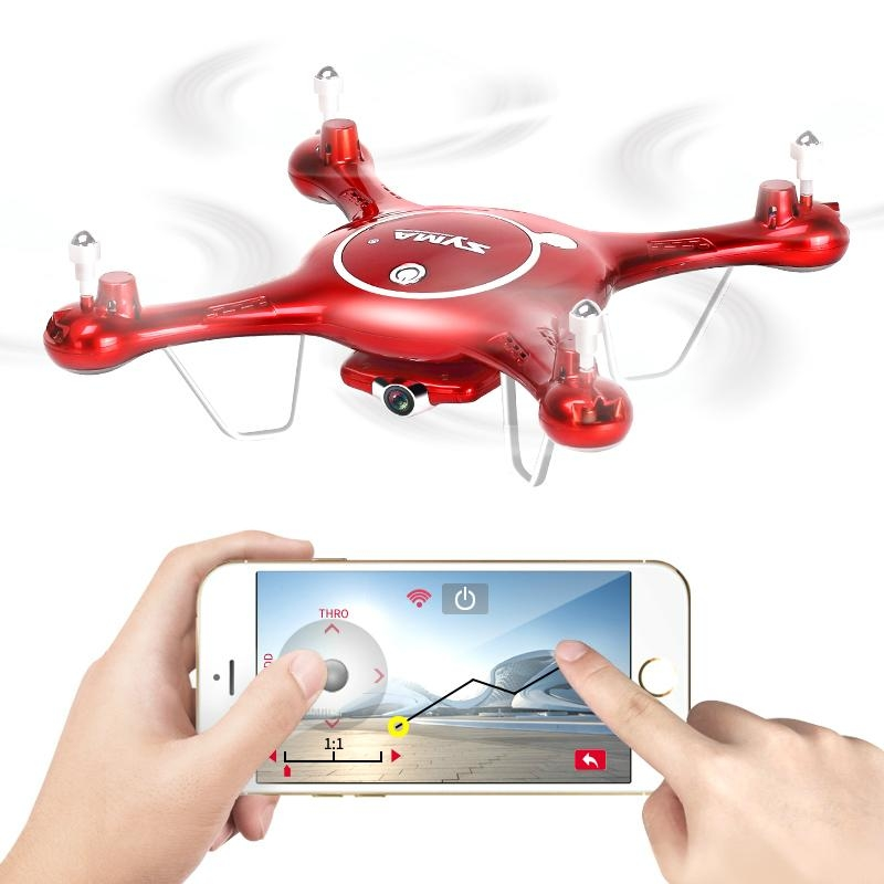 syma x5uw wifi quadcopter
