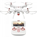 Syma X8SW Wifi FPV Quadcopter RC Drones