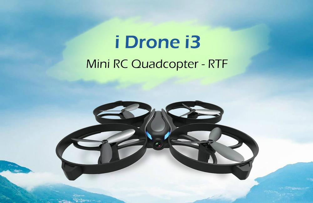 iDRONE I3 MINI  RC Quadcopter Drone 7