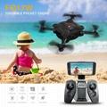 Pocket drone JD-12  FQ17W  foldable WIFI