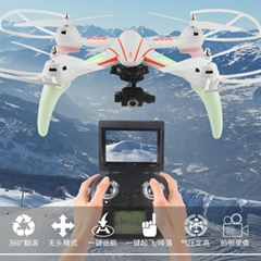 LED RC Quadcopter Toy Dr