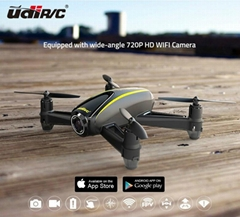 WIFI camera HD RC quadrocopter RTF