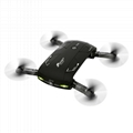 Pocket Selfie Mini Drone Bayang X20 Fold Portable Photography Wifi  Quadcopter
