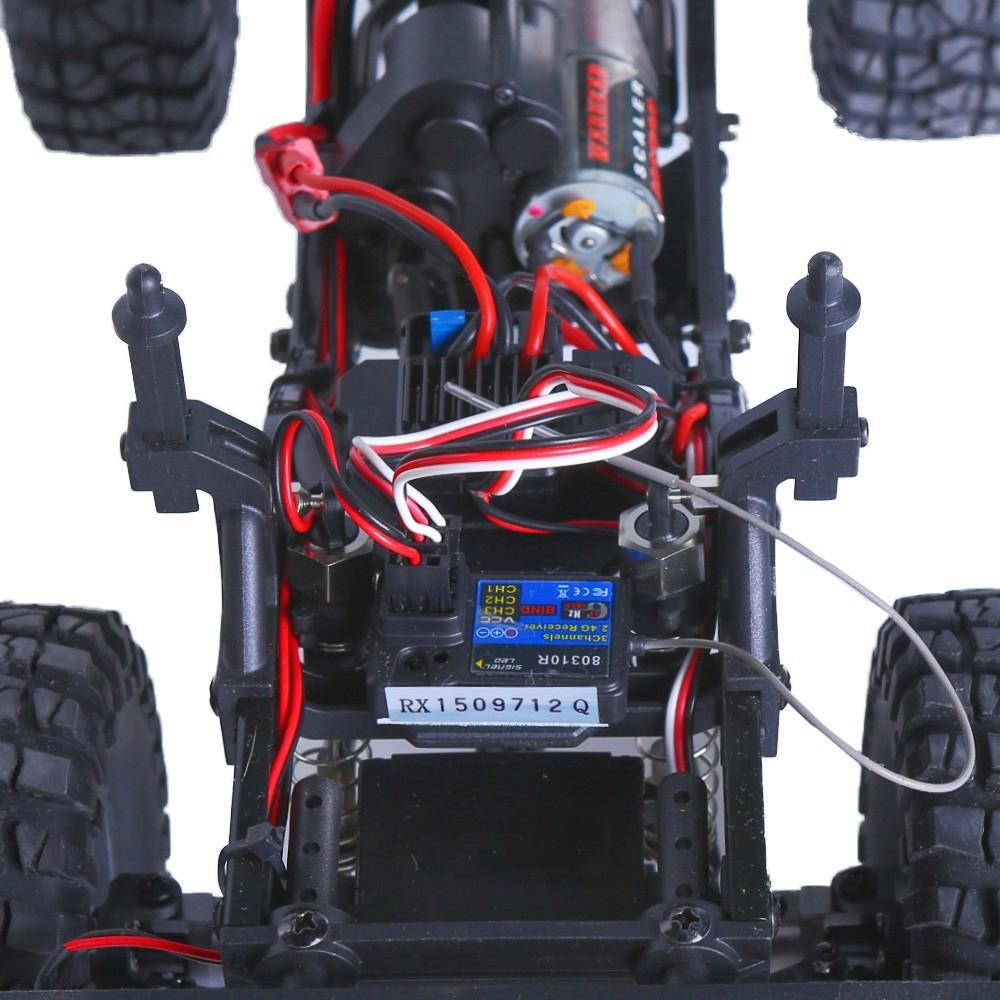 RGT 136100 Electric Racing 4wd Off Road Rock Crawler Rc Car Rock Cruiser RC  6
