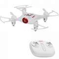 SYMA X21W Mini drone with camera WiFi FPV 720P HD 2.4GHz 4CH 6-axis RC Helicopte 1