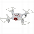 SYMA X21W Mini drone with camera WiFi FPV 720P HD 2.4GHz 4CH 6-axis RC Helicopte 3