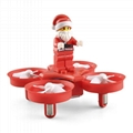 JJRC H67 Flying Santa Claus Mini RC Drone Helicopter Quadcoter