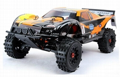 RC Baja 5SC 1/5 scale 305SC Rovan short Truck nylon version RC Car