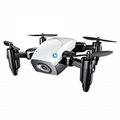 S9/S9W Wifi Camera Selfie Drone  Foldable RC Quadcopter
