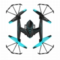 Wifi RC drone Quadcopter  2MP  HD Camera AG-01  WIFI Real-time  Transmission