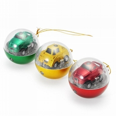 Kids Gifts R/C Mini  Pocket CAR with small Ball package