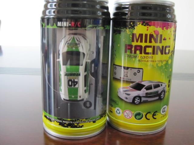 Coke Can Mini RC Car 2010B  2015-1A Radio Remote Control RC Car