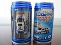 Coke Can Mini RC Car 2010B  2015-1A Radio Remote Control RC Car