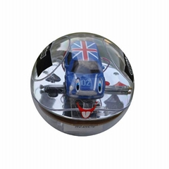 2021  Plastic Ball mini rc car with 12 styles available