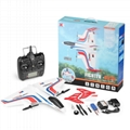 WL XK X520 EPP vertically flight brushless 6 channel rc plane